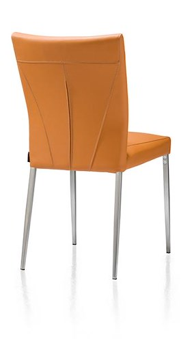 Erikson, Chair Stainless Steel Conical + Moreno