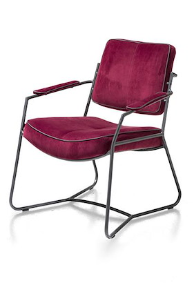 Tygo, Fauteuil - Cadre Anthracite
