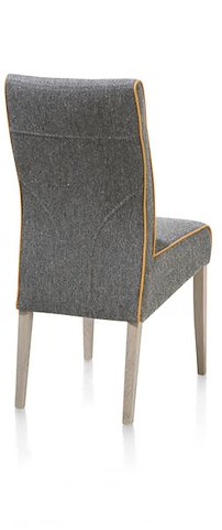 Evita, Dining Chair - Oak Leg