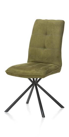 Milva, Chaise - Pieds Noir