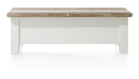 Tibro, Coffee Table Trunk 120 X 60 Cm