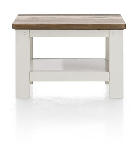 Tibro, Occasional Table 55 X 55 Cm + Wooden Legs