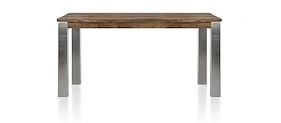 Masters, Table 160 X 90 Cm - Inox 9x9