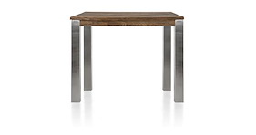 Masters, Table De Bar 120 X 90 Cm - Inox 9x9