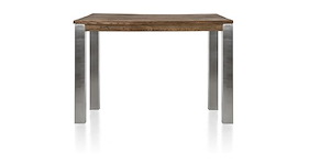 Masters, Table De Bar 140 X 90 Cm - Inox 9x9
