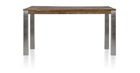 Masters, Table De Bar 180 X 90 Cm - Inox 9x9
