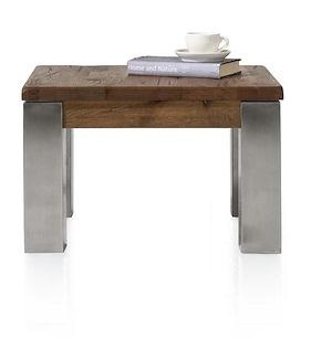 Masters, Table Basse 60 X 60 Cm - Inox 9x9