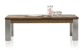 Masters, Table Basse 120 X 70 Cm - Inox 9x9