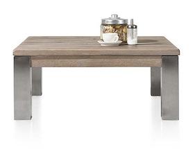 Masters, Table Basse 90 X 90 Cm - Inox 9x9