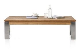 Masters, Table Basse 140 X 90 Cm - Inox 9x9
