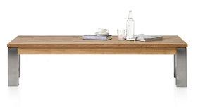 Masters, Table Basse 160 X 90 Cm - Inox 9x9