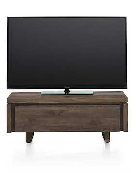 More, Tv-sideboard 1-fall Front 100 Cm - Wood