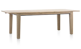 Atelier, Extendable Dining Table 190 (+ 50) X 100 Cm