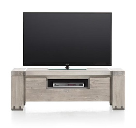 Avola, Tv-sideboard 1-fall Front + 1-niche - 130 Cm