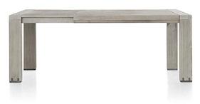 Avola, Table A Rallonge 140 X 160 Cm (+ 50 Cm)