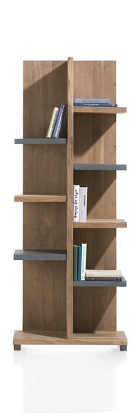 Falster, Bookcase 9-niches 70 Cm