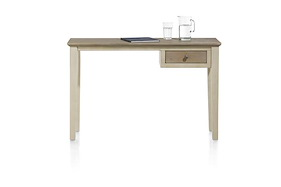 Le Port, Table Pour Laptop 120 X 40 Cm + 1-tiroir T&t