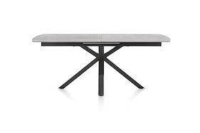 Multiplus, Table 190 X 100 Cm - Stone Glass