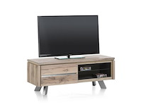 meubles tv meubles t l tiroirs ou tag res. Black Bedroom Furniture Sets. Home Design Ideas