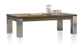 Ermondo, Table Basse 120 X 70 Cm
