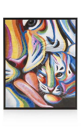 Peinture Me And My Baby - 85 X 105 Cm