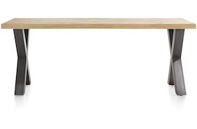 Metalox, Table 200 X 100 Cm