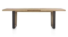 Metalox, Extendable Dining Table 190 X 100 Cm (+ 50 Cm)