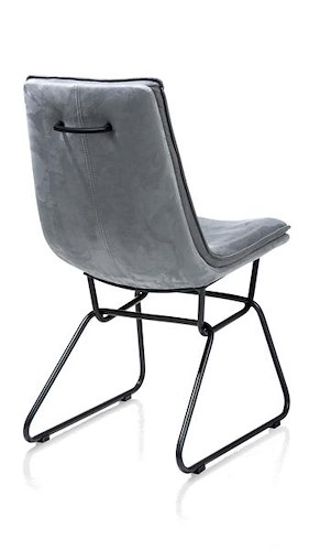 Lucia, Chaise - Pied Metal