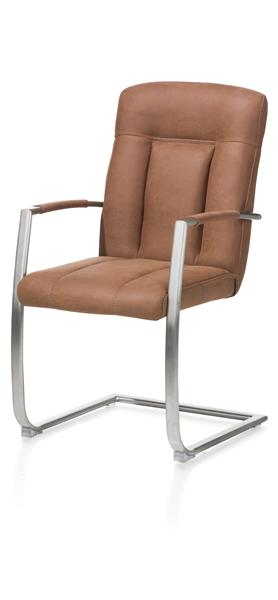 Jacky, Dining Armchair - 2 Colours Kibo + Grip