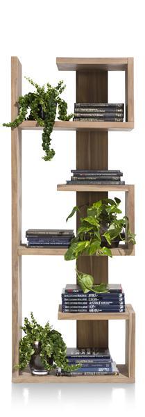 Box, Bibliotheque 71,5 Cm - 3-niches