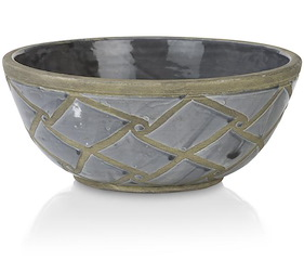 Bowl Casablance - Diameter 30 Cm