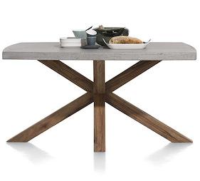 Maestro, Table 130 X 110 Cm - Plateau Beton