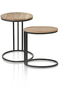 2 Occasional Tables Karo