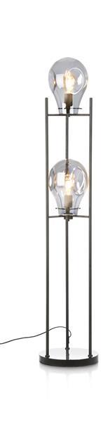 Charlie, Lampe Sur Pied 2-ampoules
