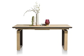 Pedro, Table A Rallonge 190 (+ 50) X 100 Cm