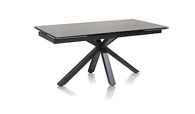 Multi, Table A Rallonge 170 (+ 2x40) X 90 Cm
