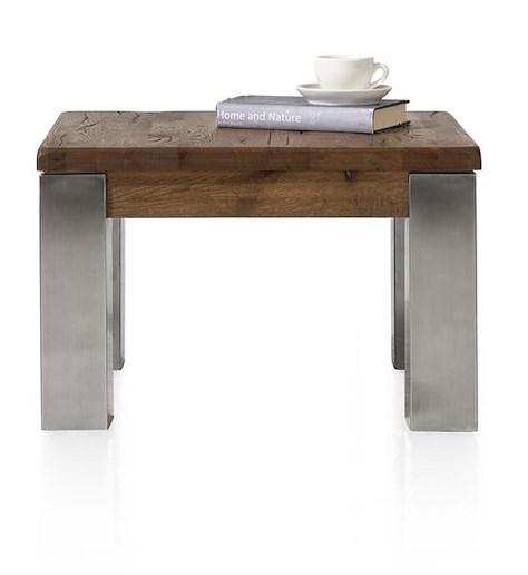 Masters, table de basse 60 x 60 cm - inox 9x9-1