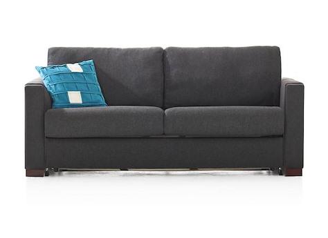 canap lit 2 5 places petit accoudoir garros heth. Black Bedroom Furniture Sets. Home Design Ideas