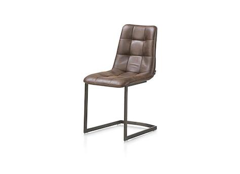 kate chaise vintage metal old english brun fonce. Black Bedroom Furniture Sets. Home Design Ideas