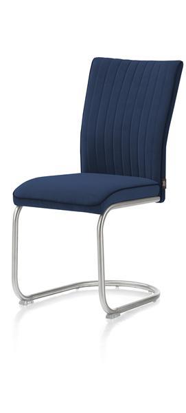 Watch, chaise INOX - tissu Austin (+ poignee)-1