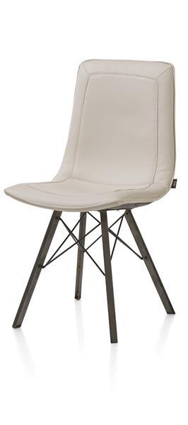 Thomas, dining chair - vintage metal-1