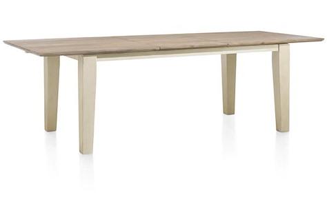 Le Port, table a rallonge 190 (+ 60) x 100 cm-1