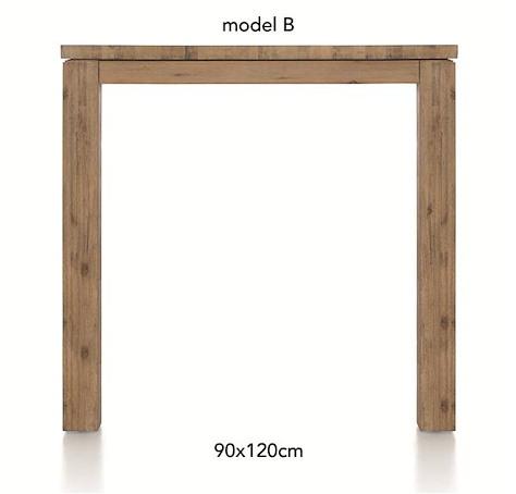 A La Carte, table de bar 120 x 90 cm - BEN-1