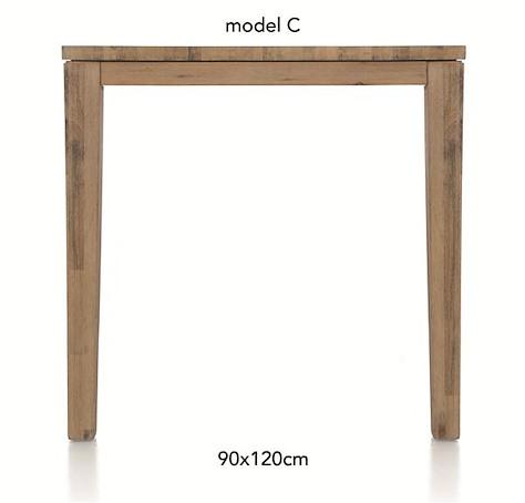 A La Carte, table de bar 120 x 90 cm - COR-1
