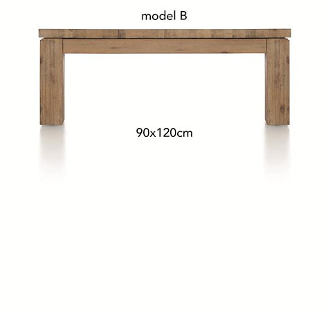 A La Carte, coffee table 120 x 90 cm - BEN-1