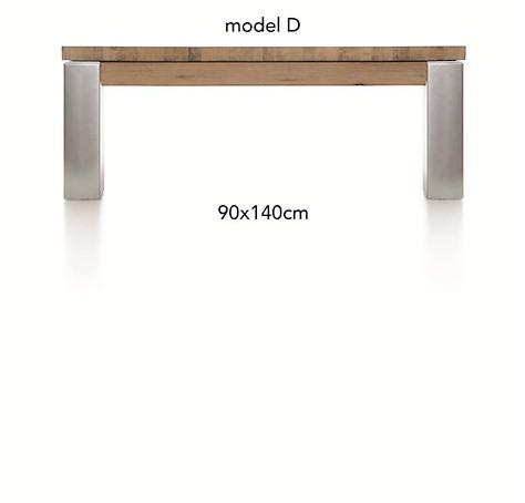 A La Carte, table basse 140 x 90 cm - DIRK-1