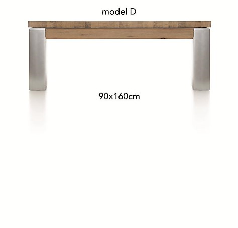 A La Carte, table basse 160 x 90 cm - DIRK-1