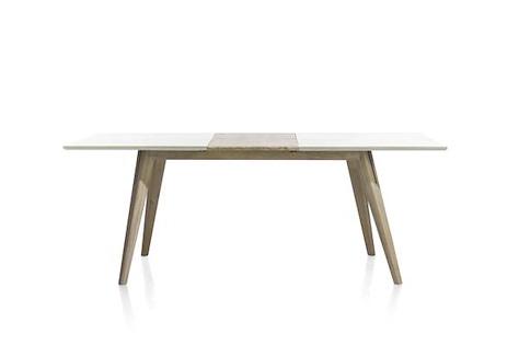 Jade, table a rallonge 160 (+ 50) x 100 cm-1
