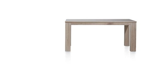 Ermondo, table a rallonge 180 (+ 2 x 50) x 100 cm-1