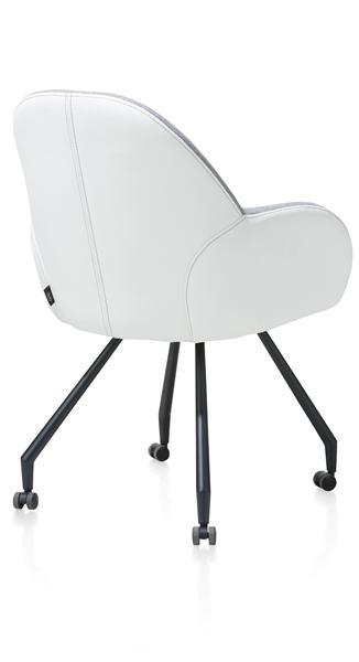 Clarissa, fauteuil avec roues - combi Gibson / Moreno-1